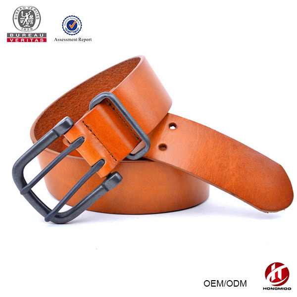 brown genuine leather mens fashion belts