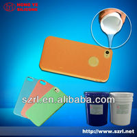 injection silicone rubber for IPAD Silicone cases