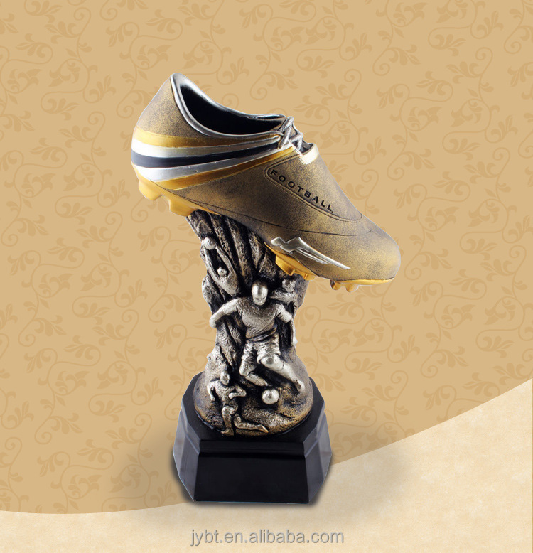 european world cup football shoes trophies replica