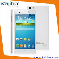 "6.0"" HD MTK6589T 1.5GHZ quad core ultra slim android smart phone"
