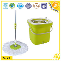 wholesale price mini bucket roto mop