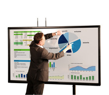 TK-MEW70 84'' New Concept touch screen digital whiteboard for Classroom