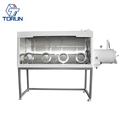 Two Station Auto Control Stainless Steel Vacuum Glove Box with Purifiation System for Medical Devices