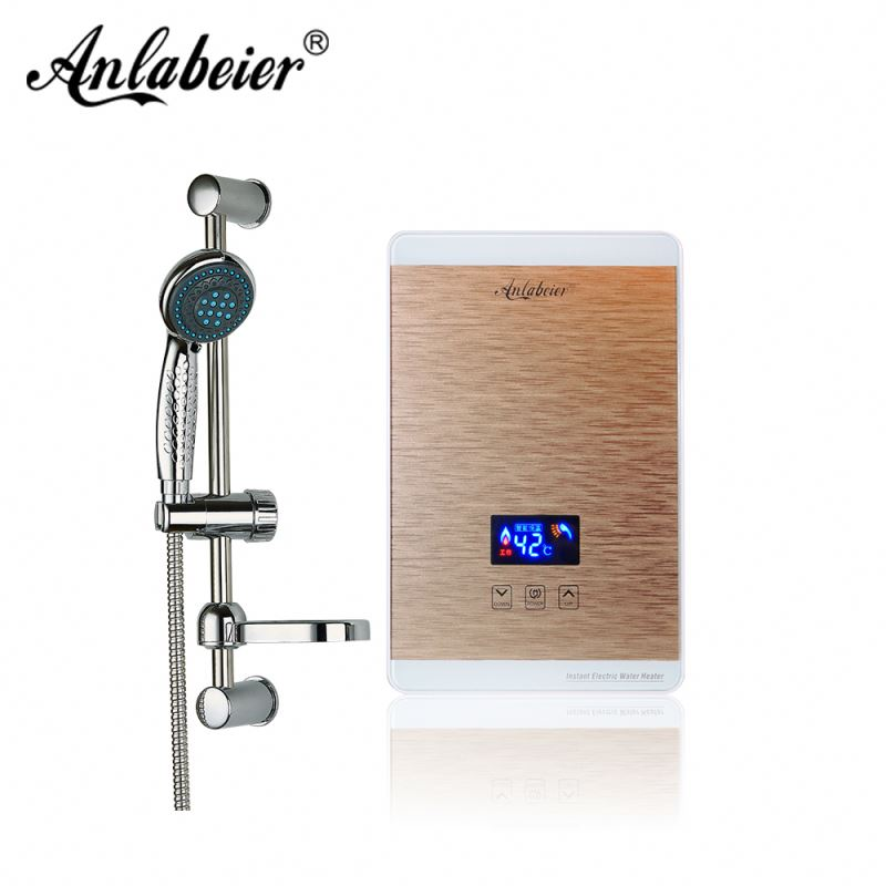 Bath Instant Kitchen Electric Water Heater With Led Display   Buy Tankless  Electric Water Heater,Electric Water Heater,Instant Electric Water Heater  Product ...
