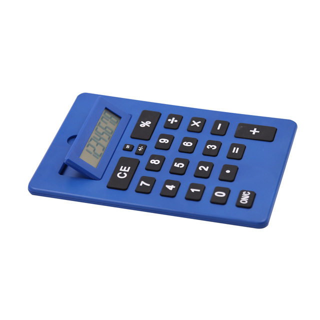 8 Digit Big LCD Display Desktop Calculator with Adjustable Head