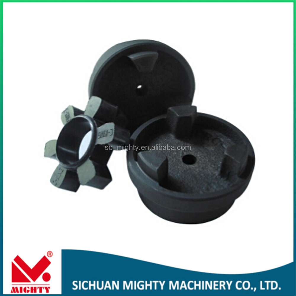 Coupling international standard nylon material gear type shaft flexible coupling