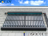 Swimming pool Manifold Solar Thermal Collector for large solar water heating project