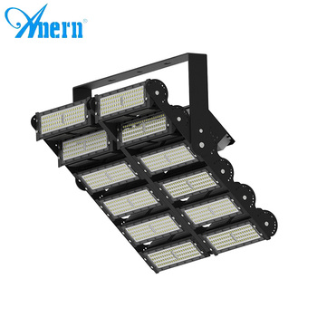 Anern 90000 lumens led floodlight 1000w LED stadium light