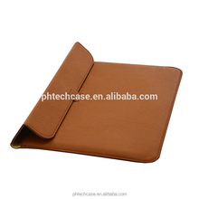 2017 New Arrival Waterproof leather laptop case for macbook
