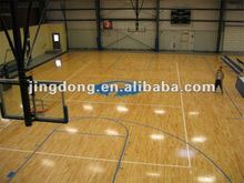 PVC sports flooring for basketball court/Thickness: 3mm