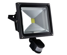 PIR Motion Sensor 50w COB Led Flood Light, Outdoor Project Lamp