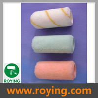 Long nap rough surface polyester paint roller cover roller refill