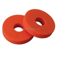 Orange Rubber Washer in High quality