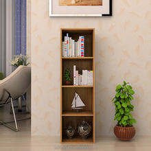 Wooden design book display stand