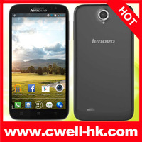 Original Lenovo A850 3G Smartphone 5.5 Inch MTK6582 Quad Core Android 4.2 1GB RAM 4GB ROM 5MP Camera Wifi GPS Unlocked