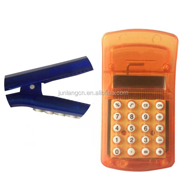High Quality 8 Digits Calculator With Clip Fancy Calculator