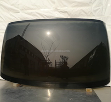 CHINA MADE OEM FRONT BUS WINDSHIELD
