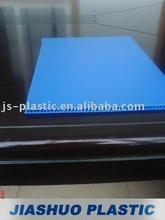 Best selling for 2mm 3mm 4mm 5mm 6mm pp corrugated plastic sheet