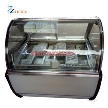 Sourcing Gelato Display Case Supplier from China