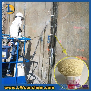 Hydrophilic Polyurethane Grout As The Waterproofing Protection Material