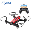 Flytec T18D Drone Quadcopter Altitude Hold 720P HD Camera Wifi FPV Racing Drone Red