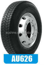 Small Tire plus size ST185/80D13 ,china discount semi truck tires for sale