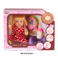 12 inch lovely lifelike kid silicone baby born dolls wholesale doll toy for gift