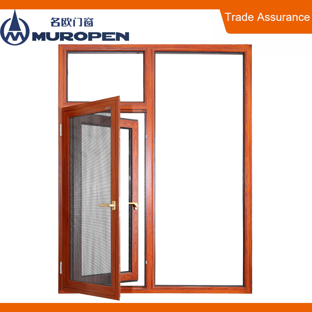 Good quality cheapest female USB rechargeable casement window latest designs