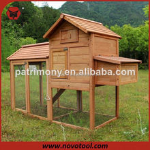 Deluxe Large Raising Chickens Coop