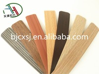 good quality Roma wood grain PVC Edge Banding for furniture