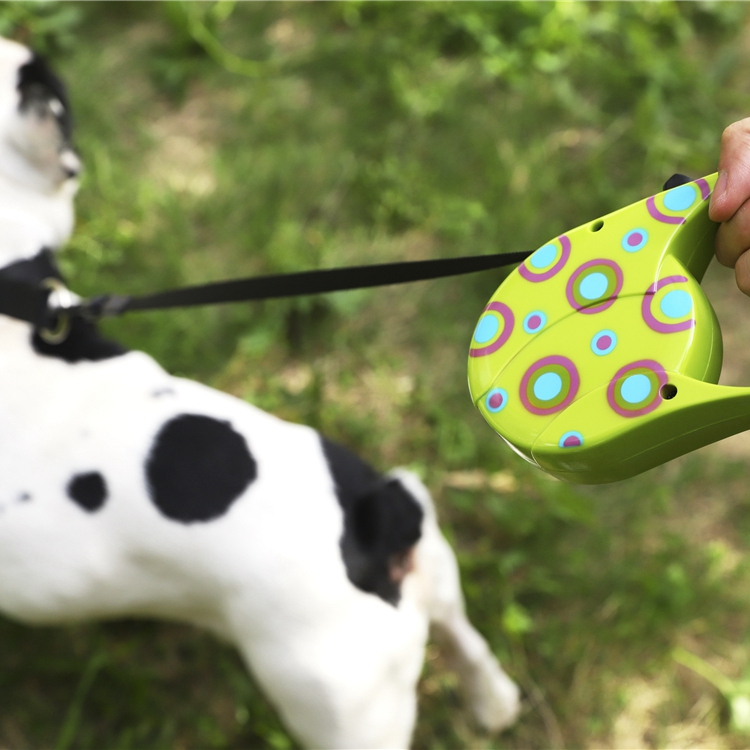 Petstar wholesale 50 foot retractable dog leash for dog running