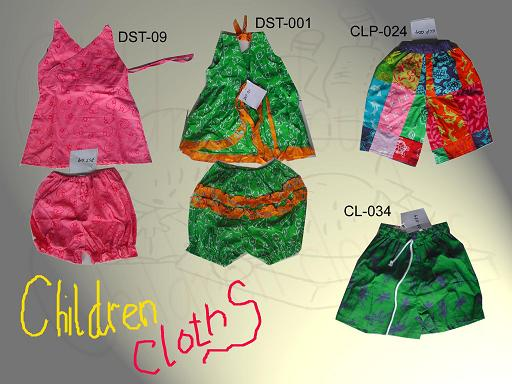 Bali Children Clothes - 4
