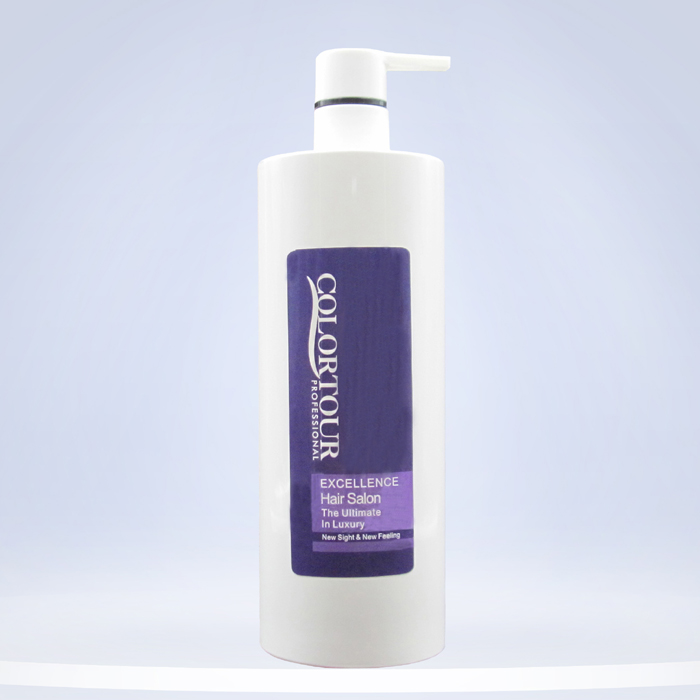 Manufacture keratin silkness for colored hair shampoo