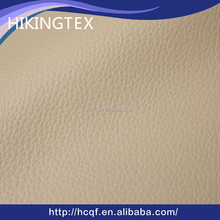 High Quality Vinyl PVC Leather for car seat upholstery