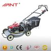 ANT196P manual lawn mower with gasoline engine
