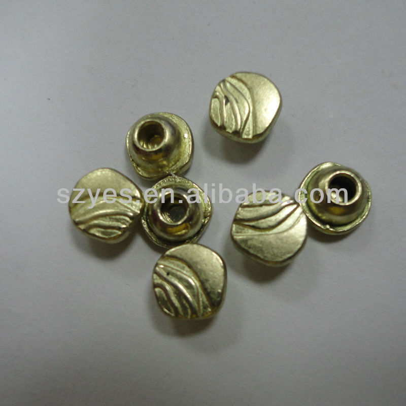 7mm novel craft decorative metal rivet garment studs