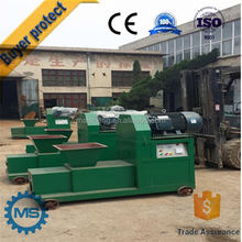 performance honeycomb coal/charcoal briquette extruder making machine/production