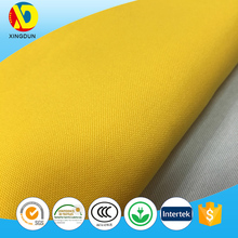 Wholesale 100%polyester woven mini matt dyed fabric for tablecloth