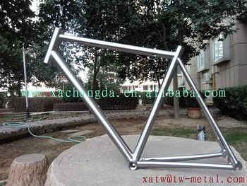 titanium road bicycle frame inner line routing titanium cycloross bicycle frame inner line routing