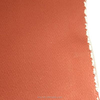 Silicone Rubber Coated Fiberglass Cloth / Silicone Impregnated Fiberglass Cloth / Silicone Coated Glass Fiber Fabric