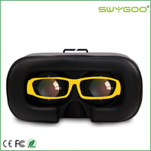 custom logo focus adjustable Online Games Adult Spy Camera 3d Glasses Virtual Reality VR BOX