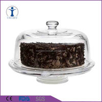 Customized modern style 2 tier round plexiglass cake stand,acrylic cup cake stand wholesale from China manufacturer
