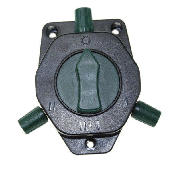 FENCE ISOLATOR SWITCH - Electric Fencing On Off Cut Out Two Way Gate