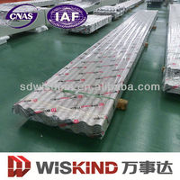 Zinc Coated Steel Roof Tile For