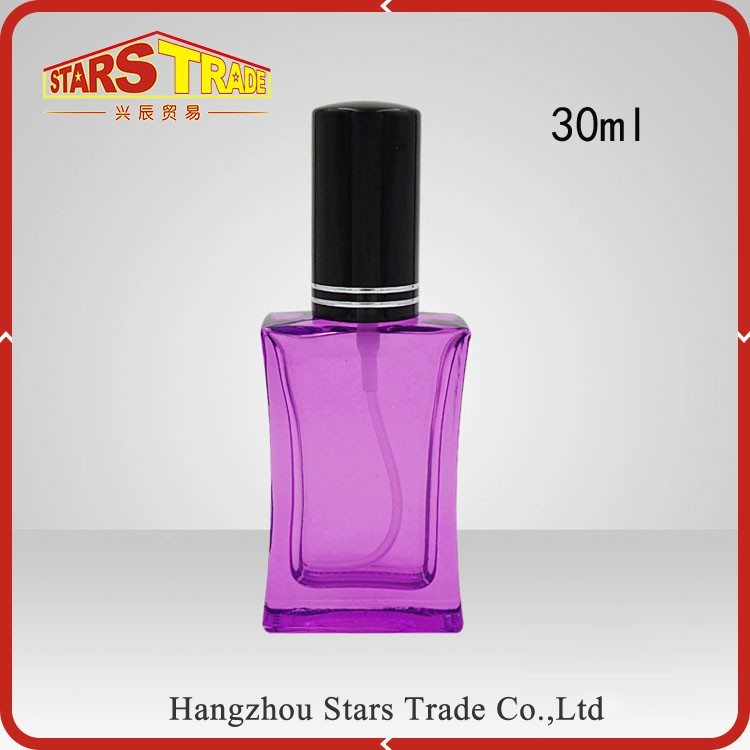 China Supplier Glass Hanging Car Perfume Bottle