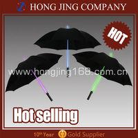 led flashing umbrella
