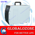 LCD touch ozone generator for killing bacteria in home and hotel