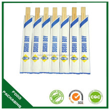 hot sale custom logo bulk packaging buy bamboo chopstick