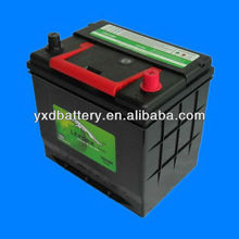 12V Auto Part 65AH Power Volta Battery for Car