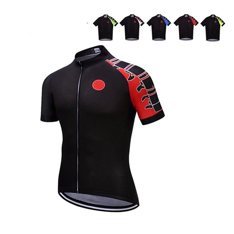 Wholesale New Bike Jersey High Quality Comfortable Sublimation Cycling Clothing Best Price Hot Sell Custom Short Sleeve Cycling
